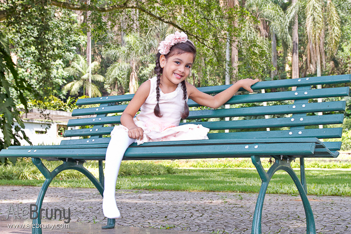 Nicolly, a linda Bailarina – Special Kids