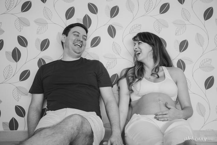 gravida maternidade alebruny