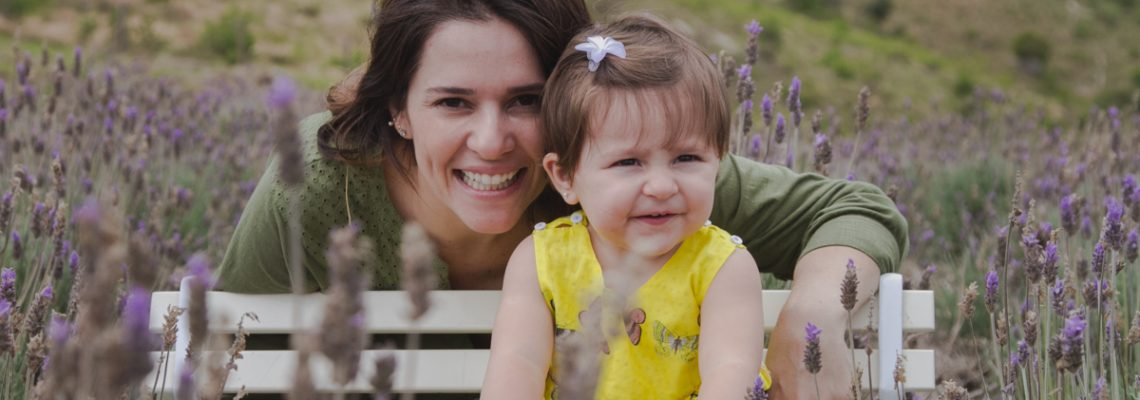 Fotografia de Família { Thais & Catarina }